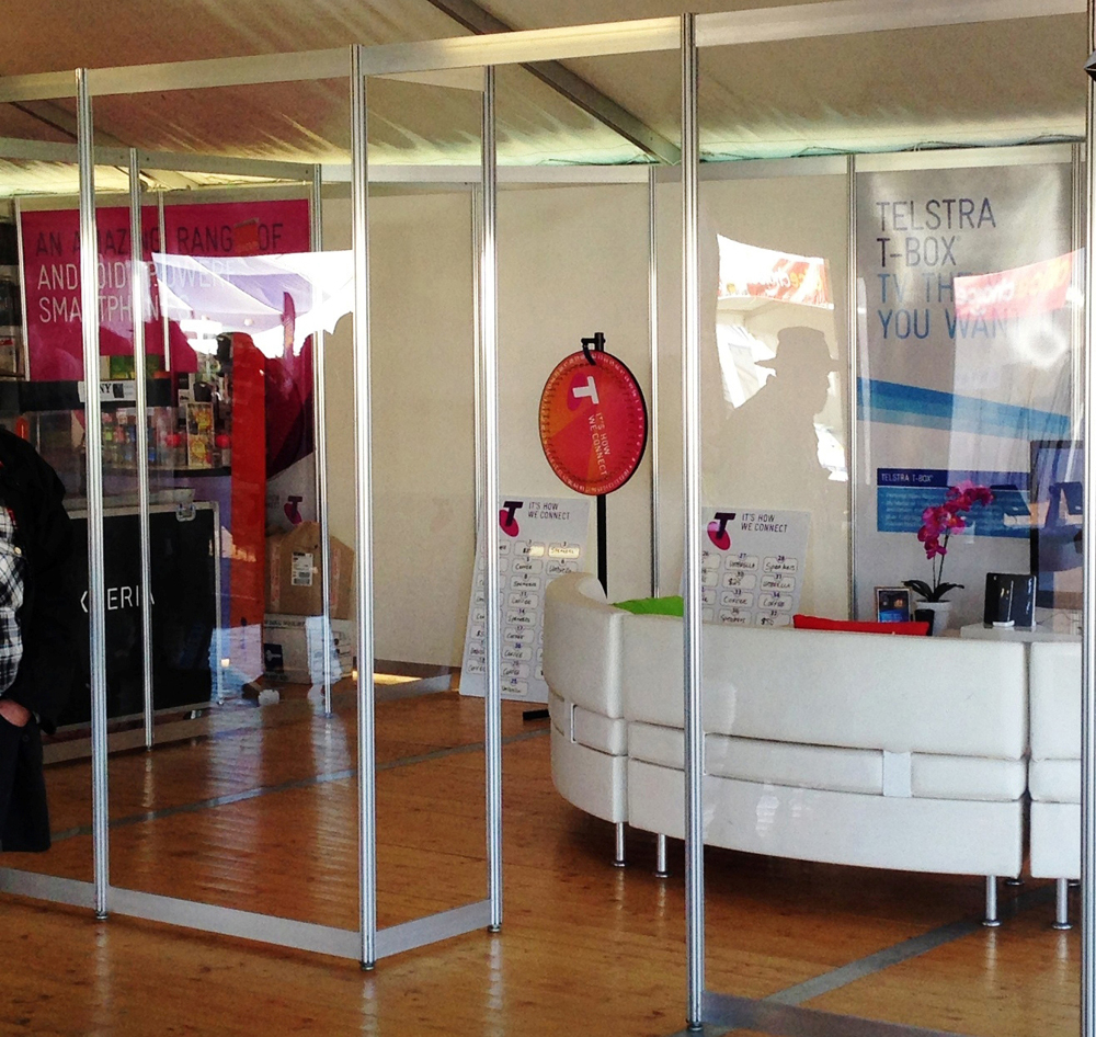 Octanorm Quality Event Hire